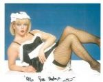 Sue Hodge (Allo Allo) - Genuine Signed Autograph 7254